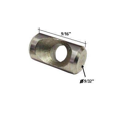 Stainless Steel Hinge Plug 9/32