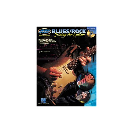 Musicians Institute Blues/Rock Soloing for Guitar (Book/Online