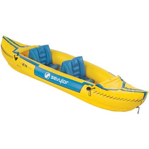Sevylor Tahiti Inflatable Kayak by COLEMAN
