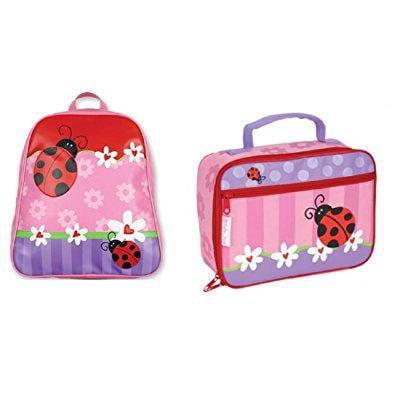 Stephen Joseph go go bag backpack with lunchbox (transpor...