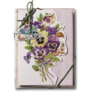 Lissom Design 11032 Folded Notecard - PG