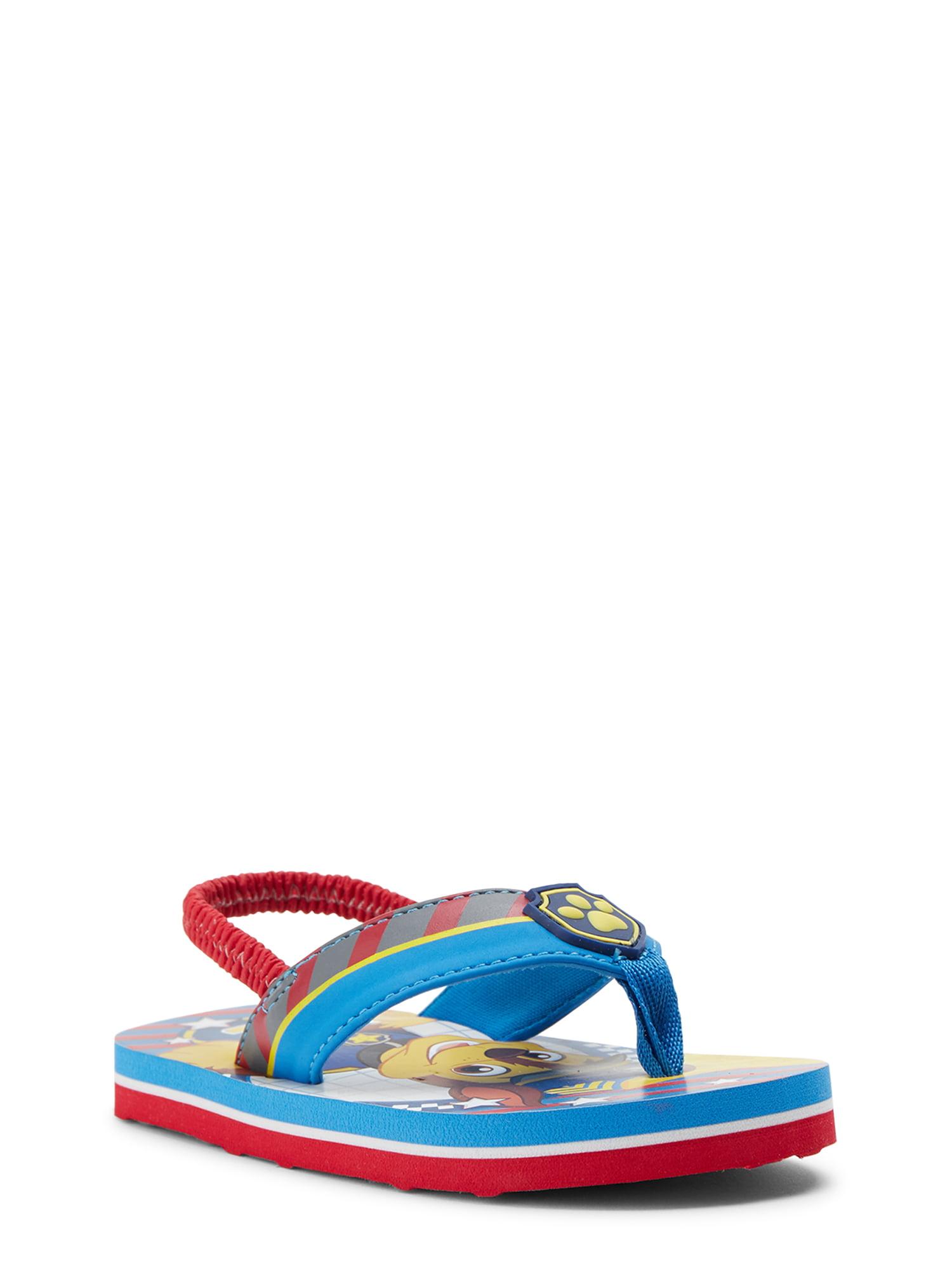 baby flip flops walmart