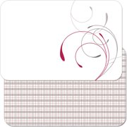 "Corelle CounterArt 11"" x 17"" Splendor Reversible Placemat"
