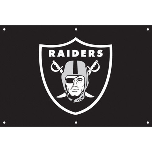 NFL - Oakland Raiders 2 x 3 Fan Banner