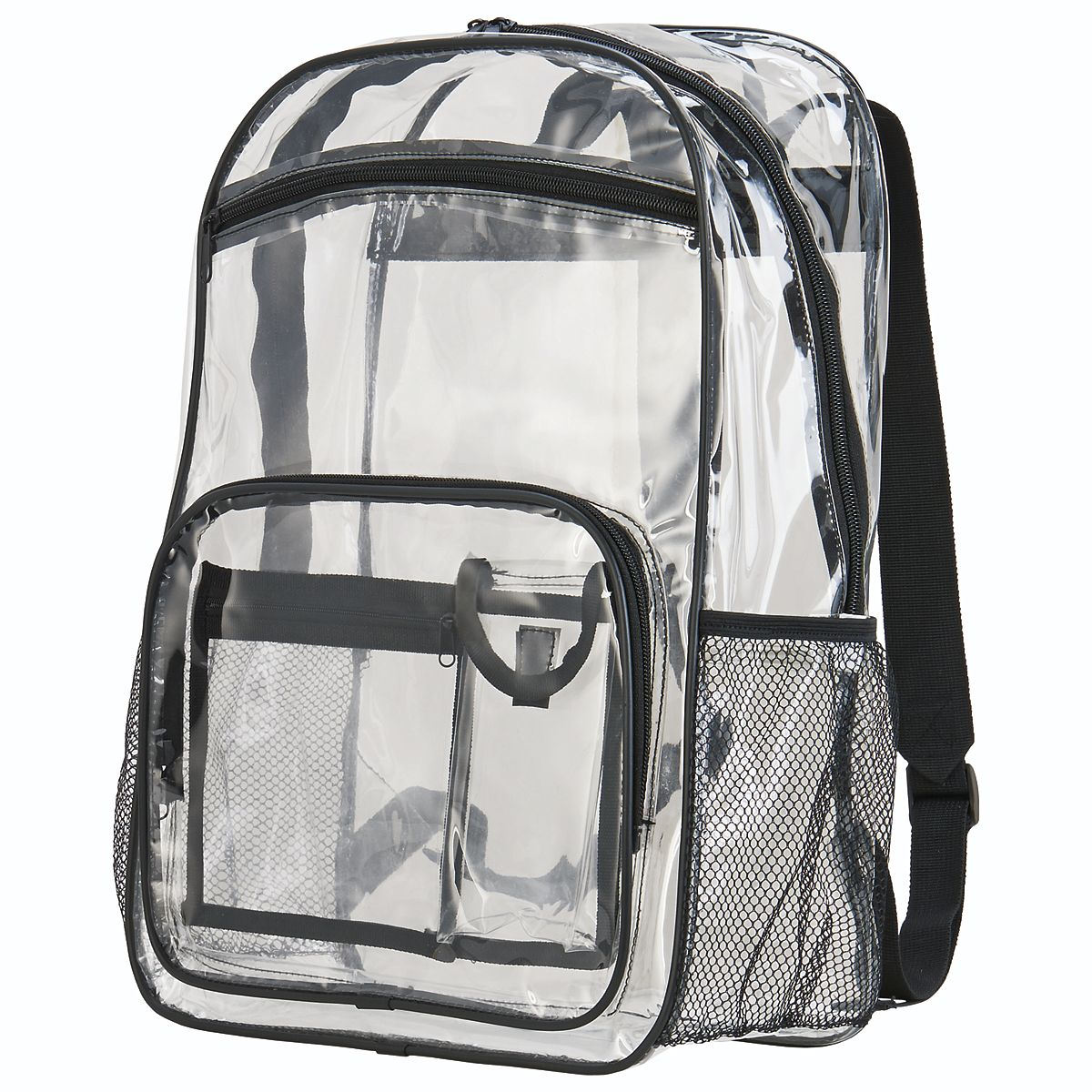 Augusta CLEAR BACKPACK CLR/BK OS