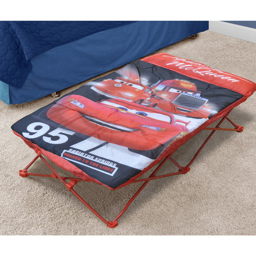 Disney Cars Portable Travel Bed