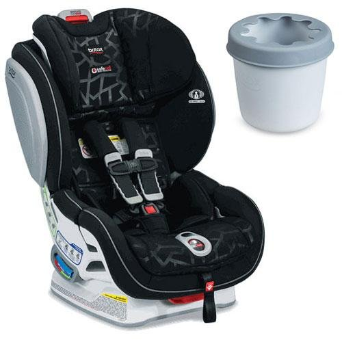 Britax Systems Advocate ClickTight Convertible Car Seat with Cup Holder - Mosaic
