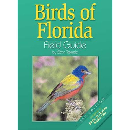 Southeast Florida Maps - Birds of florida field guide - paperback: 9781591931058