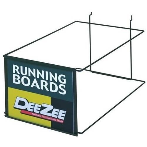 Dee Zee Rack Running Board Peg Board Mount