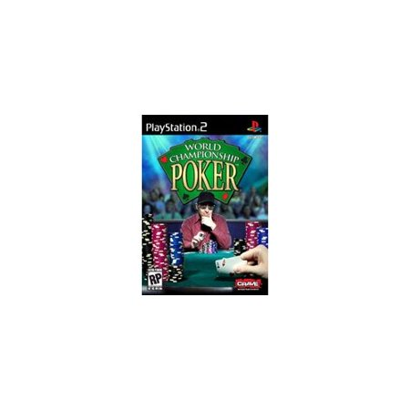 Refurbished World Championship Poker PS2 Action For PlayStation 2 ()