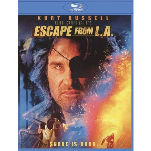 Escape From L.A. (Blu-ray) (Widescreen)