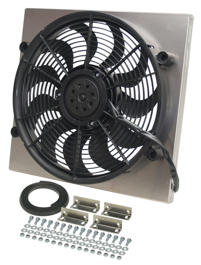 DERALE 18 in Flex Mechanical Cooling Fan P//N 19118