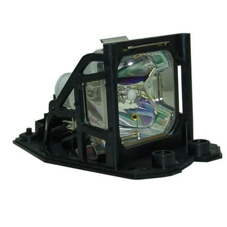Lutema Platinum for InFocus SP-LAMP-007 Projector Lamp with Housing (Original Philips Bulb Inside) - image 4 de 5
