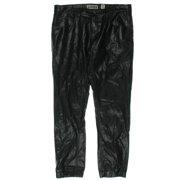 INC Mens Berlin Faux Leather Slim Fit Jogger Pants