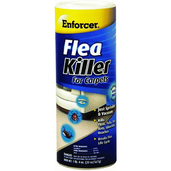 Enforcer Zep 20oz Carpet Flea Killer EFKOB203