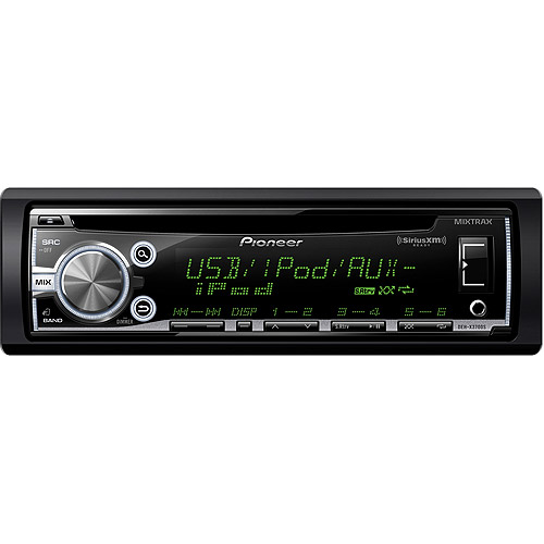 pioneer deh x3700s cd receiver with mixtrax technology walmart com pioneer deh 1300 wiring-diagram pioneer deh x3700s cd receiver with mixtrax technology