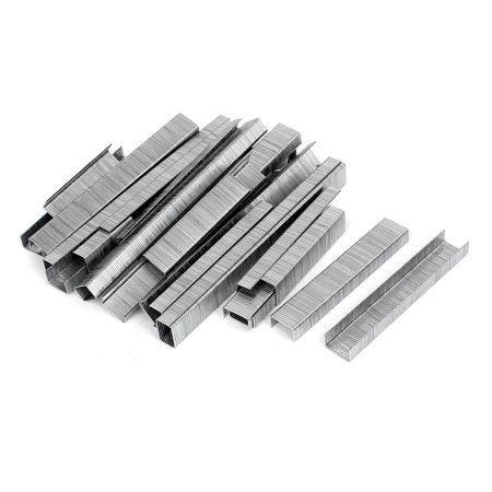 10mm Crown Width U Type Air Stapler Nailer Nails Staples Pin 24 Bar - Walmart.com