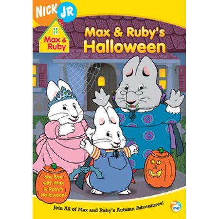 Max & Ruby: Max & Ruby's Halloween (DVD) - Air Max 95 Halloween