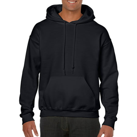 Army Logo Hooded Sweatshirt - Big Mens Hooded Sweatshirt