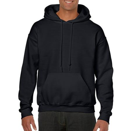 Big Mens Hoodie - Big Mens Hooded Sweatshirt