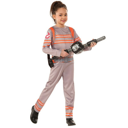 Ghostbusters Girls Costume](Ghost Busters Outfit)