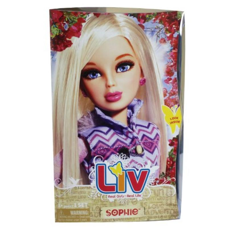 Spin Master Sophie Outdoor Fashion Doll