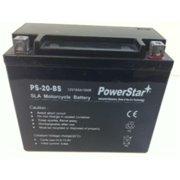 PowerStar PS-20-BS-Motorsport Replacement Ytx20-Bs Motorsport 270Cca Battery
