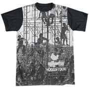 Woodstock Stage Mens Sublimation Shirt