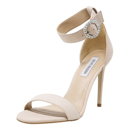d8cf7885598 Steve Madden Women s Fiona Nude Leather Pump - 9M - image 1 ...