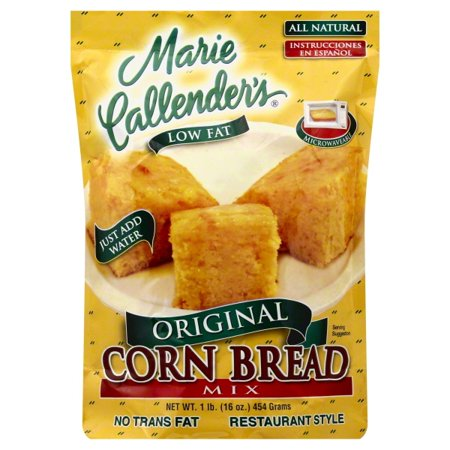 ConAgra Foods Marie Callenders  Corn Bread Mix, 16 (Recipe For Corn Pudding With Jiffy Cornbread Mix)