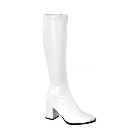 Wide Calf Halloween Boots (Women's Funtasma Gogo 300)