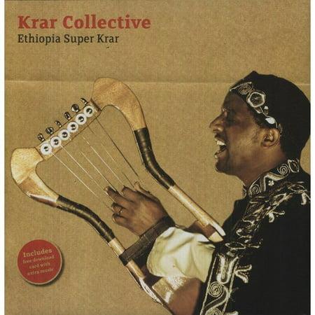 Ethiopia Super Krar (Dlcd) (Vinyl)