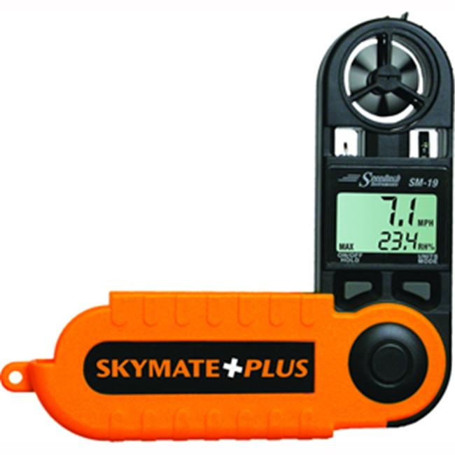 Weather Hawk 27021 SM-19 SkyMate Plus Windmeter