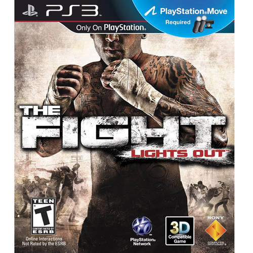 The Fight: Lights Out (PS3) - Pre-Owned