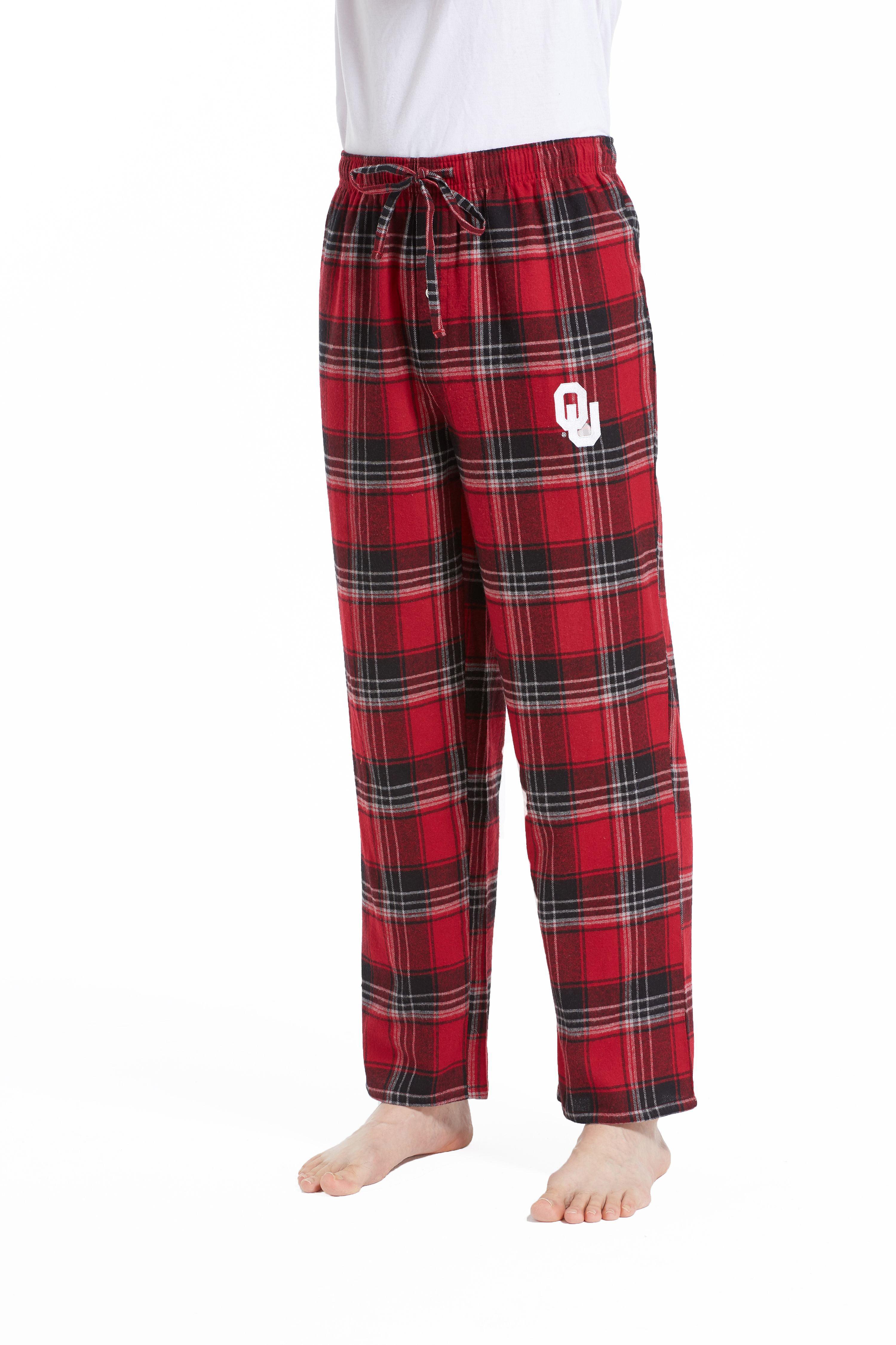 NCAA Oklahoma Sooners Groundbreaker Men's Flannel Pant