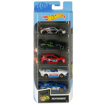 Hot Wheels 5-Car Collector Gift Pack (Styles May Vary)