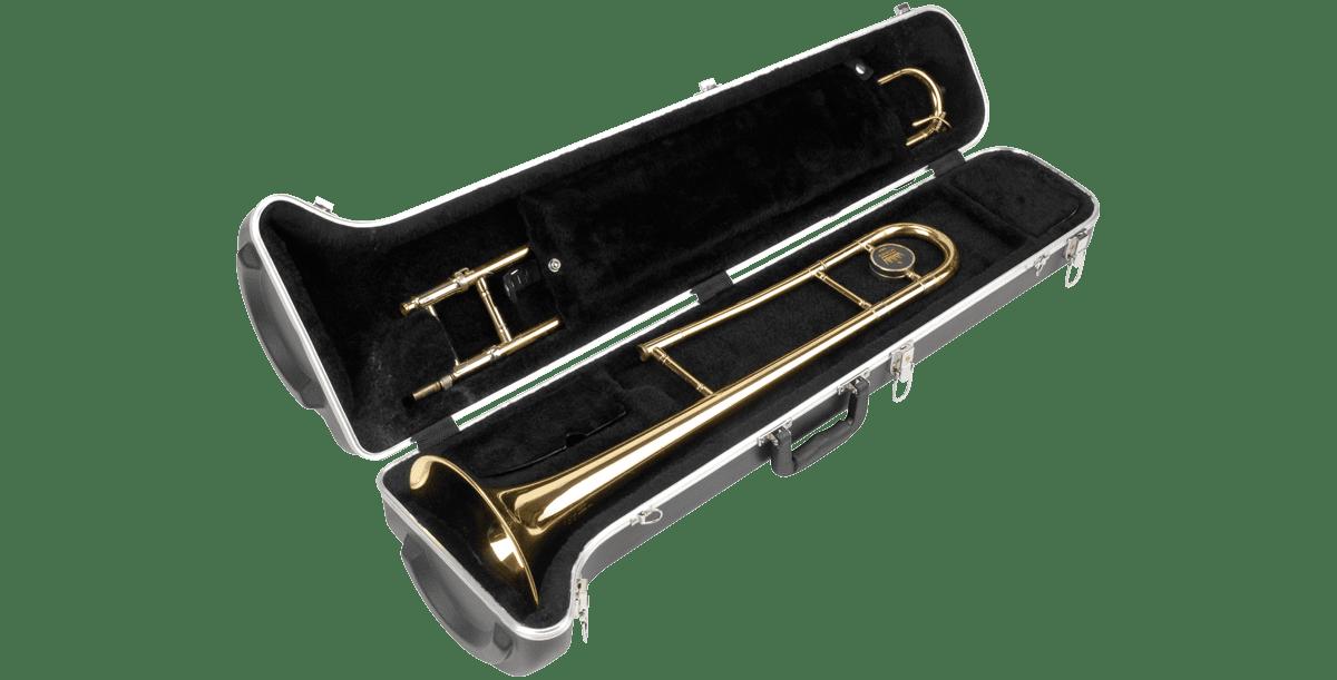 SKB 1SKB-360 Straight Tenor Trombone Case by SKB