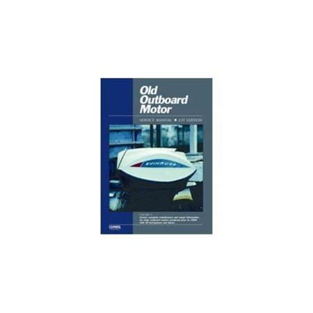 (Clymer OOS2 Old Outboard Motor Service Manual)