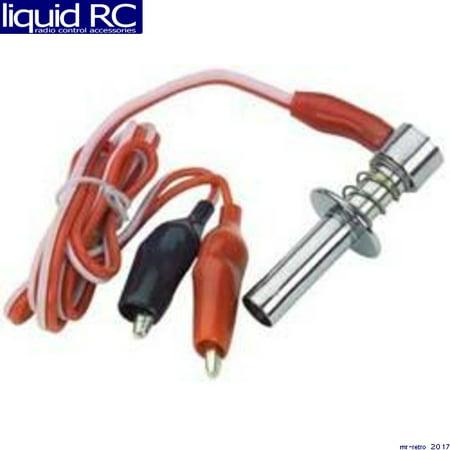 Horizon Hobby HAN120 Glow Plug Locking Socket (Medium Glow Plug)