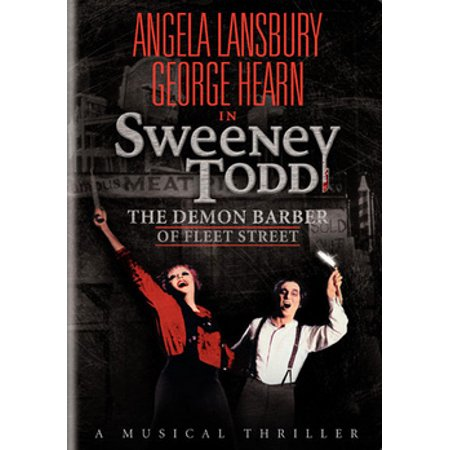 Sweeney Todd (DVD) (Sweeney Todd Medley)