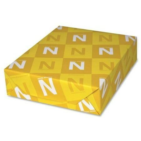 Classic Inkjet - Neenah Classic Laid 8.5 x 11 Baronial Ivory Paper 24lb Writing 500/Ream