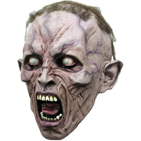 Zombie 2 3/4 World War Z Scream Zombie Mask Adult Halloween - War Z Halloween Special