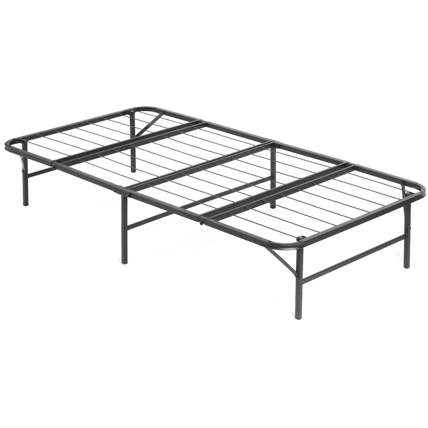 Pragma Simple Base Quad-Fold Bed Frame, Multiple Sizes - Walmart.com