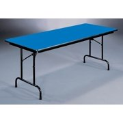 High Pressure Folding Table (30 in. x 60 in./Blue)