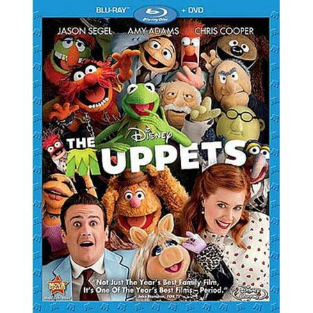 The Muppets (Blu-ray + DVD)