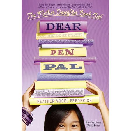 - Dear Pen Pal