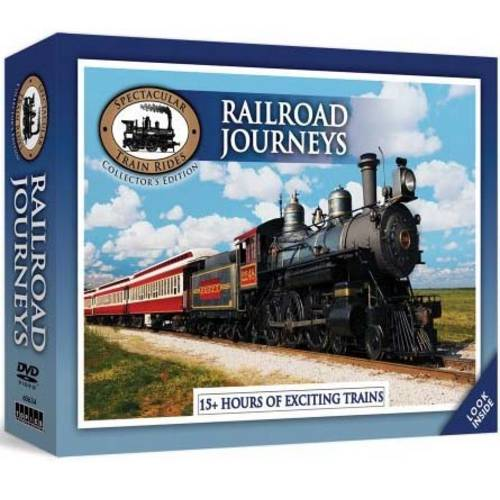 Railroad Journeys: Collector's Edition