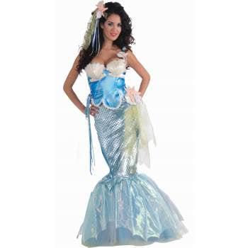 CO-MERMAID-M/L - Mermaid Costume Adult