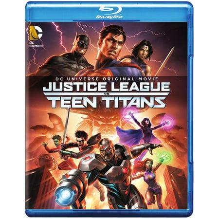 Justice League vs. Teen Titans (Other)