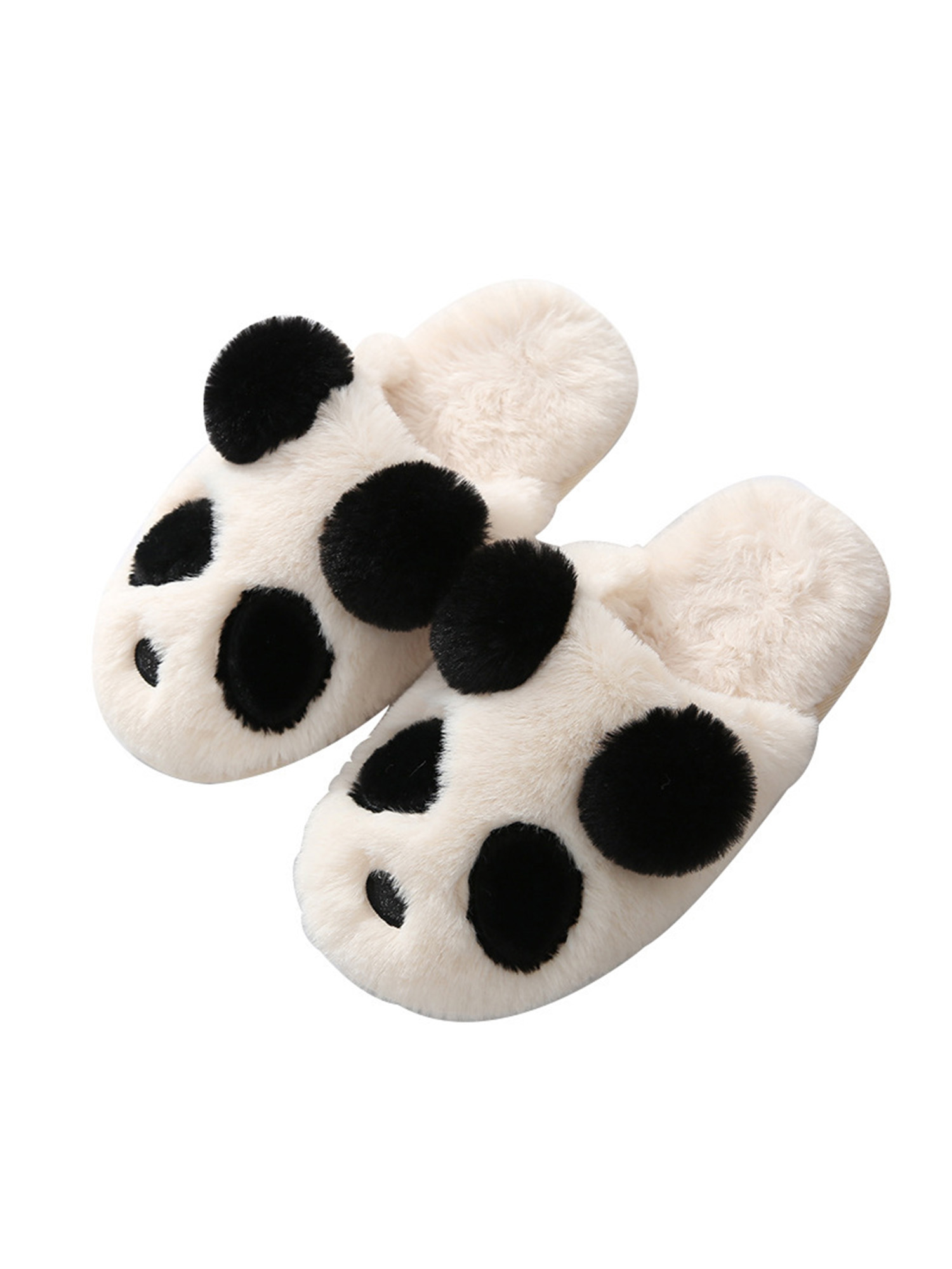 Details about  /Adults Kids Men Women Slippers Animal Claw Shoes Anti Slip Comfy Cozy Home Shoes